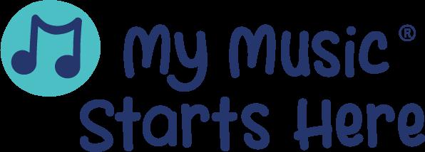 My Music Starts Here logo